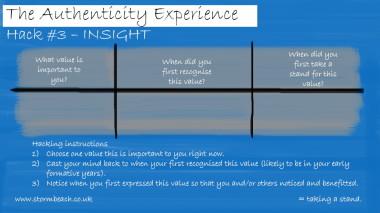 Hack 3 - Insight